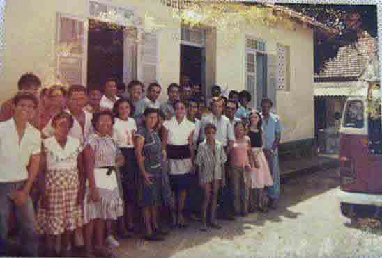 People in the colony of Bomfim