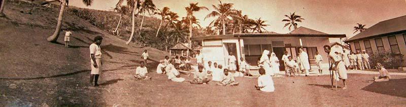 Dressing room men's hospital compound