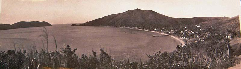 View of the Bay, Makogai, Fiji