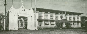 The Hospital de San Lazaro (1900)