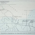 Map of the Guyanas and Trinidad from the Conference Proceedings of the Strasbourg Conference, 1923