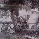 Part of the asylum grounds at Bethesda, 1930