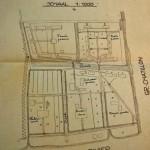 Bethesda, plan of layout, 1930