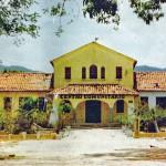 The community centre of Antonio Justa Colony, now transformed into a church