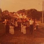 Residents of the Bomfim colony