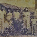 Residents of the Bomfim colony