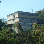 Buildings at the Curupaití colony