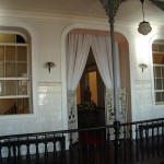 The interior of Frei Antônio