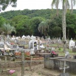 The cemetery in Itapuã