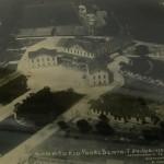 Aerial view of the Sanatorio Padre Bento