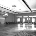 Dance hall in the Sanatorio Padre Bento