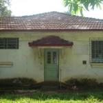 A building at Pirapitinguí