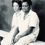"Francisco A. V. Nunes, ""Bacurau"" (right), human rights advocate and community leader"