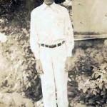 A young boy in Santa Marta