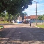 Entry to the Colônia Santa Marta today