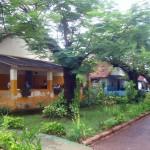 Men's pavilions in Santa Marta