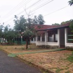 Women's pavilions in Santa Marta