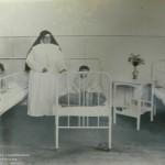 Infirmary at Santa Terezinha