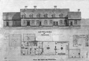 The lazaretto of Tracadie (1868)