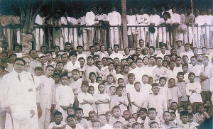 The Boys on Culion 1920 (Culion Museum and Archives)
