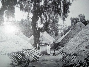 The Leprosarium of Harrar, in Ethiopia, 1920s (Jeanseleme)