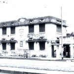 Site for new hospital, Calcutta. (On front: Premananda Dispensary for Leprosy 1940; next door: Maniktalla Christian Cemetery)