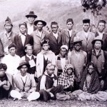 Patients at Kalimpong, West Bengal, India, 1934