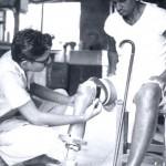 Artificial limb making and fitting, Karigiri