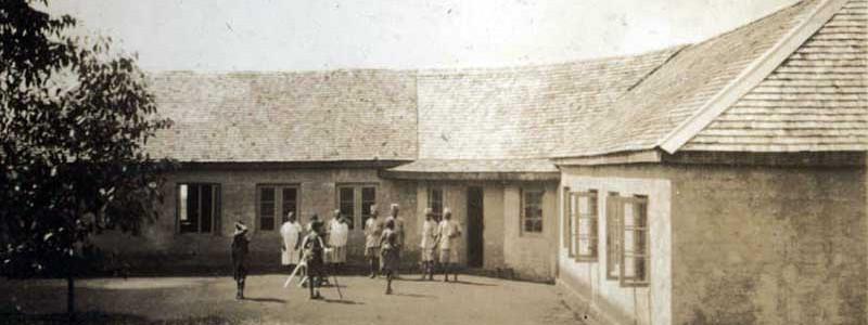 Main hospital building Chogoria Sep1926
