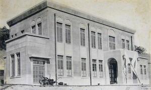 Administration building, Nagashima leprosarium (1931)
