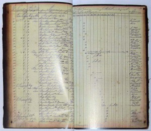 Register of leprosy patients from Nordre Bergenhus Amt (1856-1868)