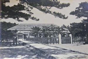 Entry to Oshima