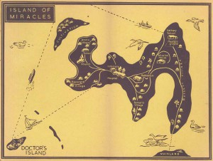 """""""Island of Miracles"""" (Map)"""
