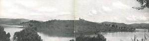 """The Island Colony in Lake Bunyonyi"" (photograph)"