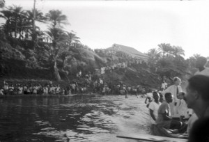 Crossing the River to Yalisombo (Wellcome Library Collection)