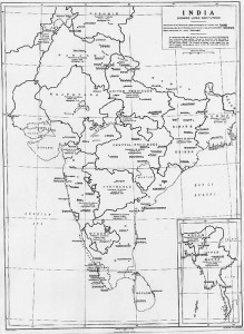 Robert Cochrane's Leprosy Survey of India, 1929