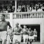 Football game at Aimorés