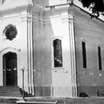 The church at Aimorés