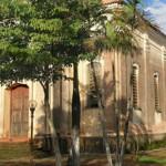 The church at Aimorés today