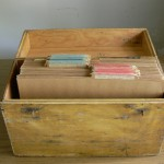 Files in the box used by the mobile patrol