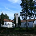 The Church at Rovisco Pais had separate sections for the segregation of men and women
