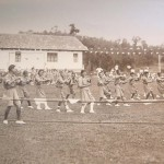 Sungai Buloh children's dance on sports day, 1932