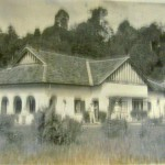 Sungai Buloh staff house, 1931