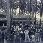 People on Palau Jerejak, Malaysia