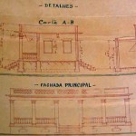 Plan for the leprosy asylum in Macau (League of Nations Archive)