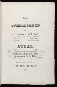 2_Title_page_of_'Om_Spedalskhed'_Wellcome_L0040718