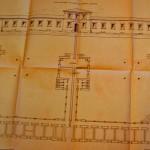 Plans for a leprosarium