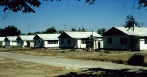 In 2004 the mud huts were replaced by brick buildings. At this stage, 90 patients were resident.
